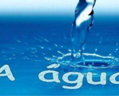 Projeto A água