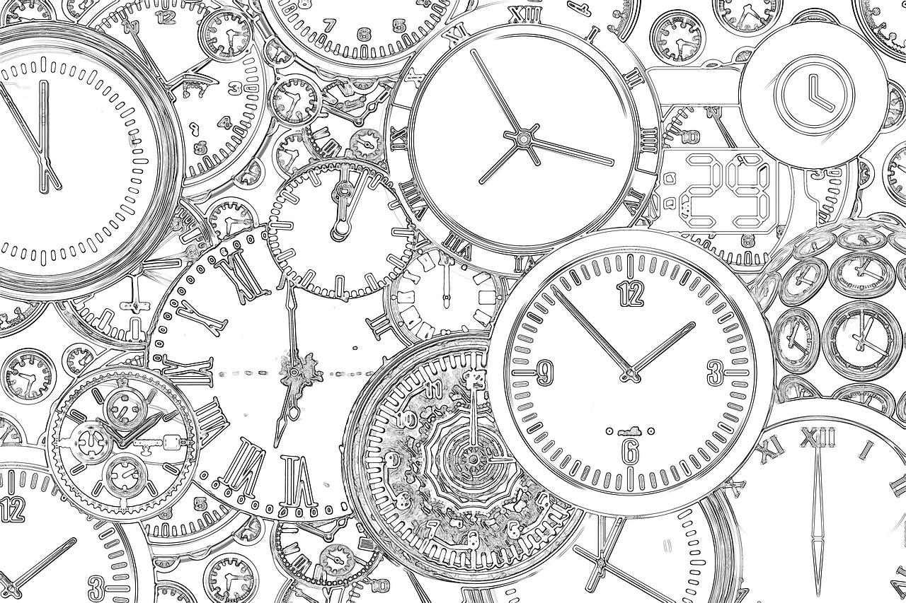 Atividades com Relógio