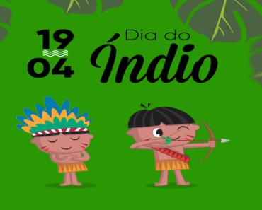 Projeto Dia do Índio 3 ano
