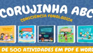Corujinha Fonológica: Atividades de Consciência Fonológica