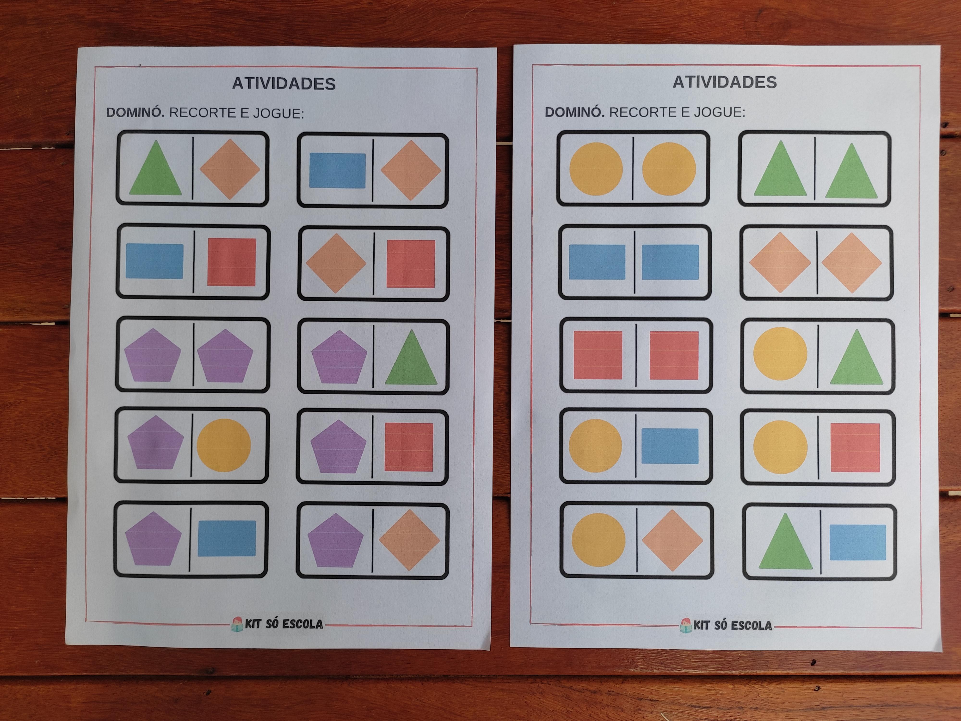 Atividades de Estimulação Cognitiva para Idosos – Para imprimir